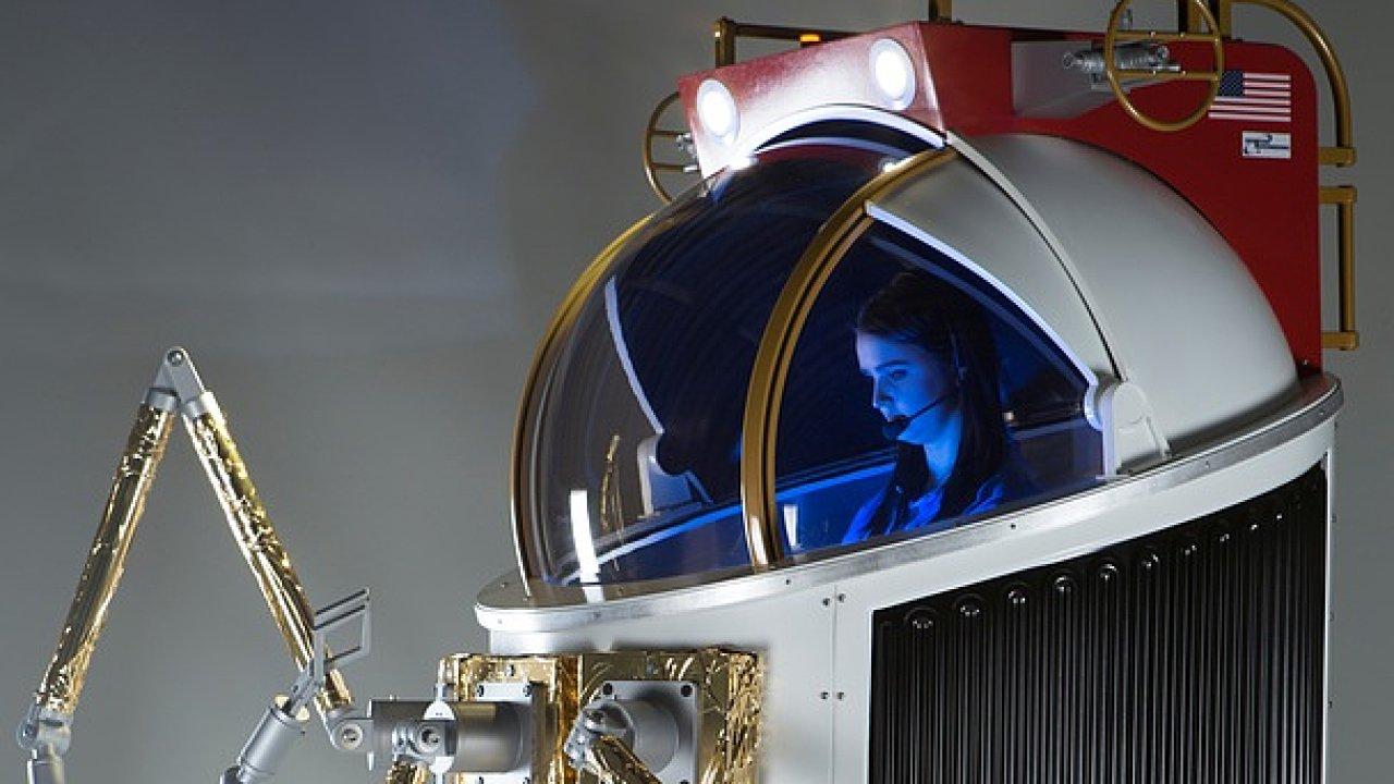 Jednomístná vesmírná loď by měla být rychlejší i bezpečnější než doposud používané skafandry.