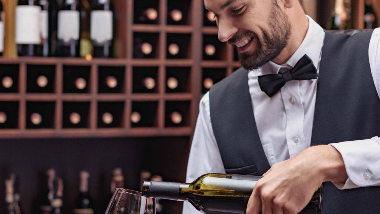 Kolik máme platit za víno?
