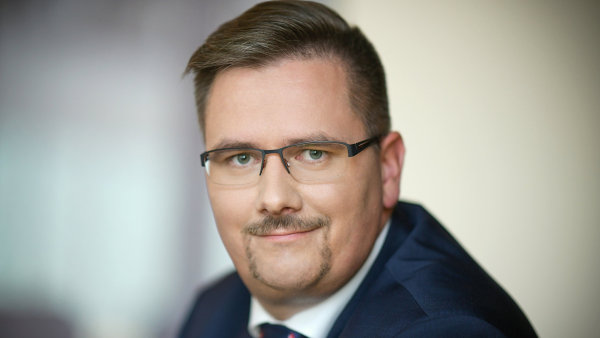 Eduard Forejt, Business Development Director Passerinvest Group