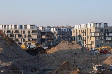 Podle statistik developerských společností Trigema, Skanska Reality a Central Group průměrná cena nových prodaných bytů v hlavním městě na konci března meziročně vzrostla o 18,2 procenta.