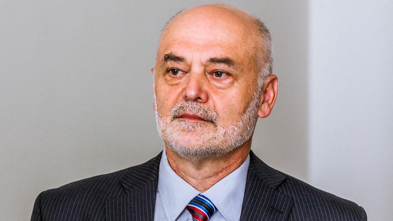 Ivan Ošťádal.