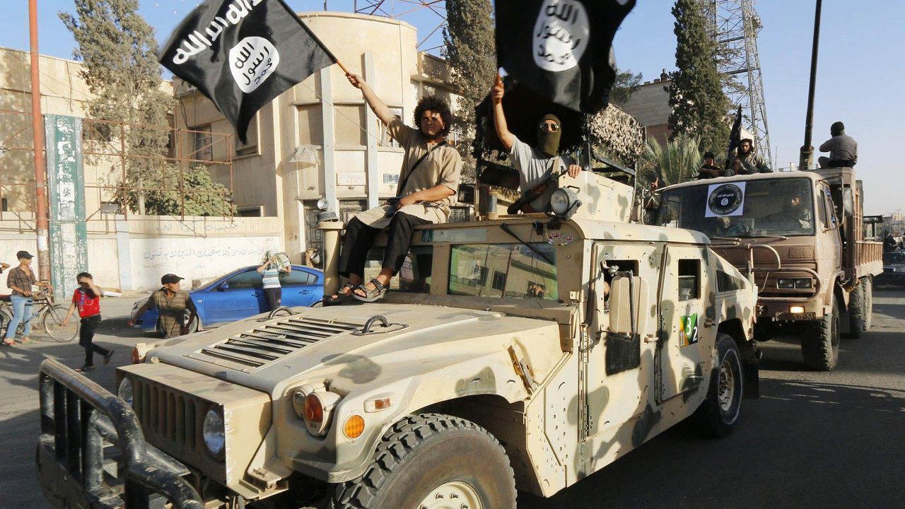 Mocný Islámský stát. Během pěti let své vlády dokázal Islámský stát mnohé. Nyní je minulostí, ne však jeho myšlenky.