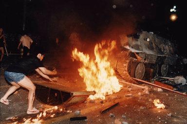 30 let od brutálního potlačení protestů na náměstí Nebeského klidu. Dodnes o něm není v čínských učebnicích ani zmínka
