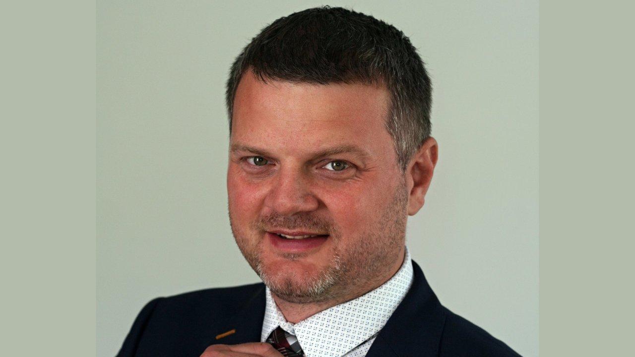 Lukáš Pokorný, obchodní ředitel agentury Skřivánek