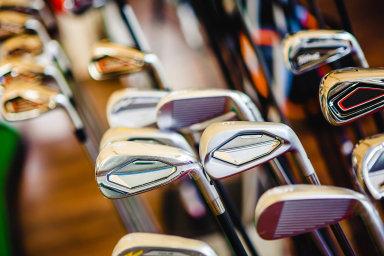 Obchodník s golfovým vybavením GolfProfi nezvládl expanzi do zahraničí (ilustrační snímek).