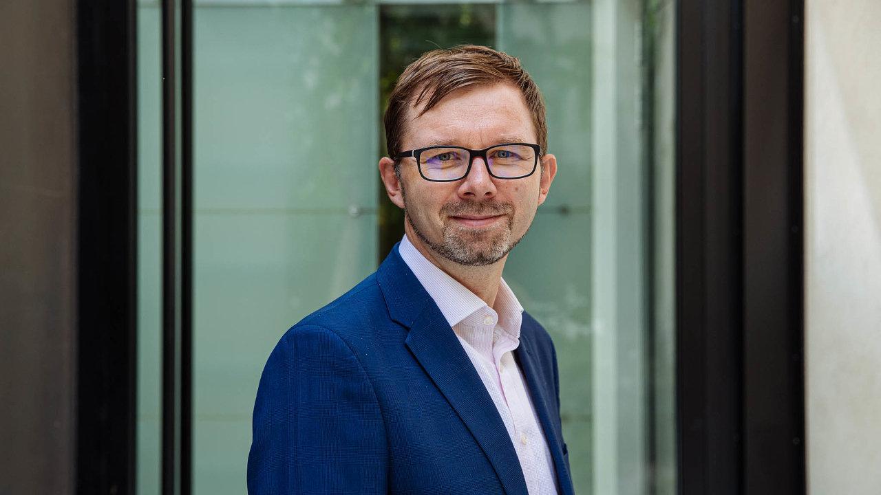 Petr Sklenář, hlavní ekonom J&T Banky