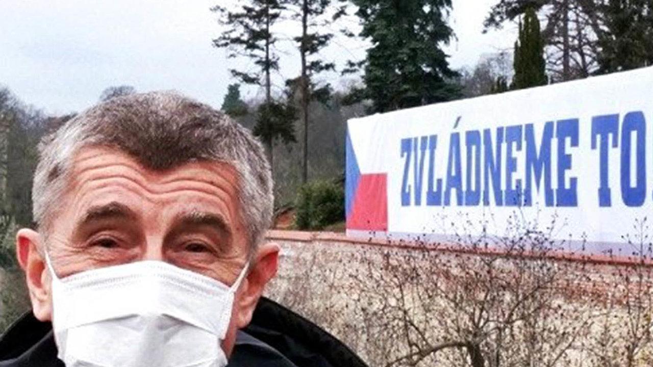 Babiš ajeho furianti. Andrej Babiš se vroušce prezentuje jako zodpovědný lídr, ne pro všechny je však dostatečným vzorem, aby striktně dodržovali vládní opatření proti koronaviru.