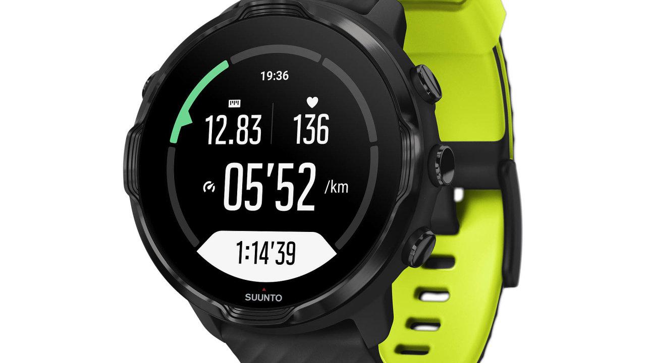 Suunto 7 jsou první hodinky této značky vybavené mobilním Androidem. Vedle standardních googleovských aplikací ale Suunto přidalo iněkolik svých, zaměřených nasport.