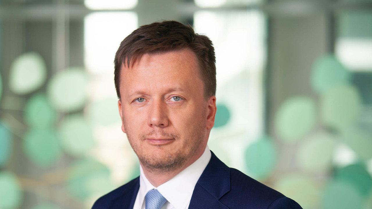 Výkonný ředitel České asociace pojišťoven Jan Matoušek.
