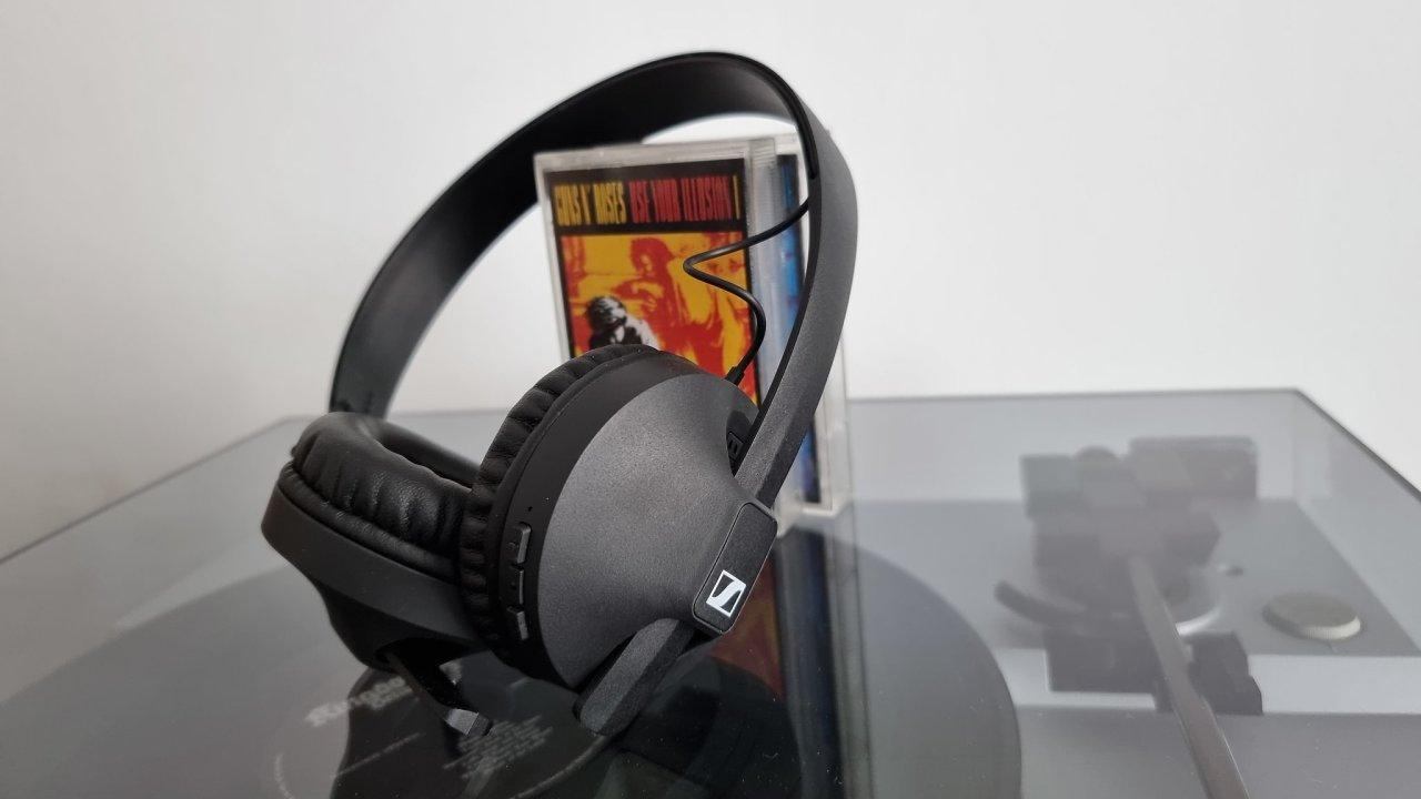 Bezdrátová sluchátka HD250BT staví na legendárních sluchátkách pro DJ, jen se zbavila drátů