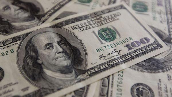 Americký dolar, ilustrační foto