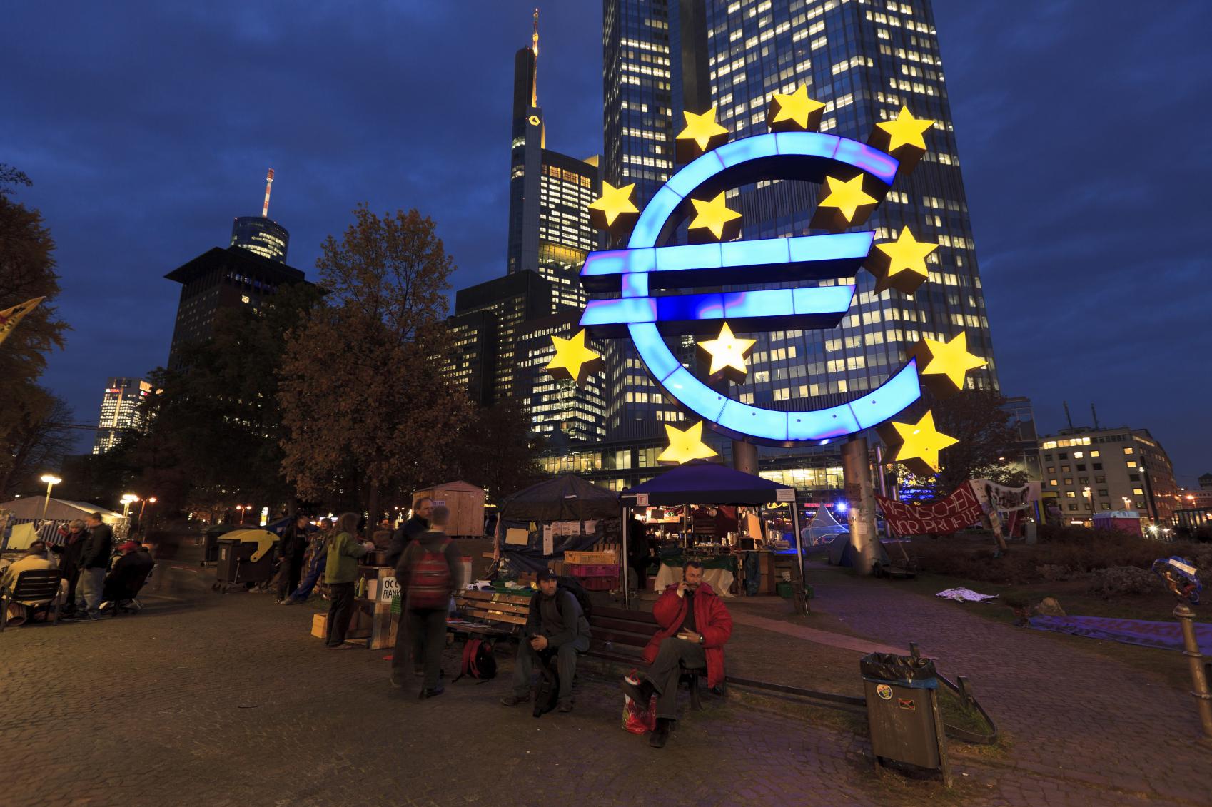 S�dlo Evropsk� centr�ln� banky
