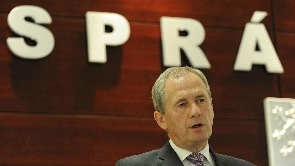 Josef Baxa, předseda Nejvyššího správního soudu