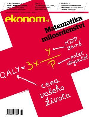 Týdeník Ekonom - č. 46/2012