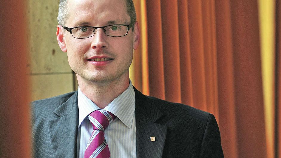 Vladimír Tomšík, viceguvernér ČNB