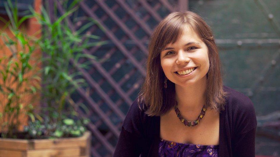Tereza Hausmanová studuje na anglické University of Warwick