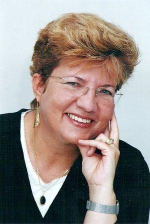 Publicistka a spisovatelka Marie Formáčková.
