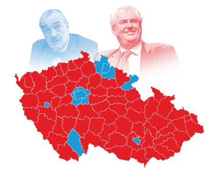 Výsledky prezidentských voleb