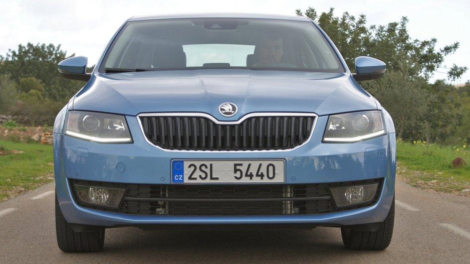 Nová Škoda Octavia