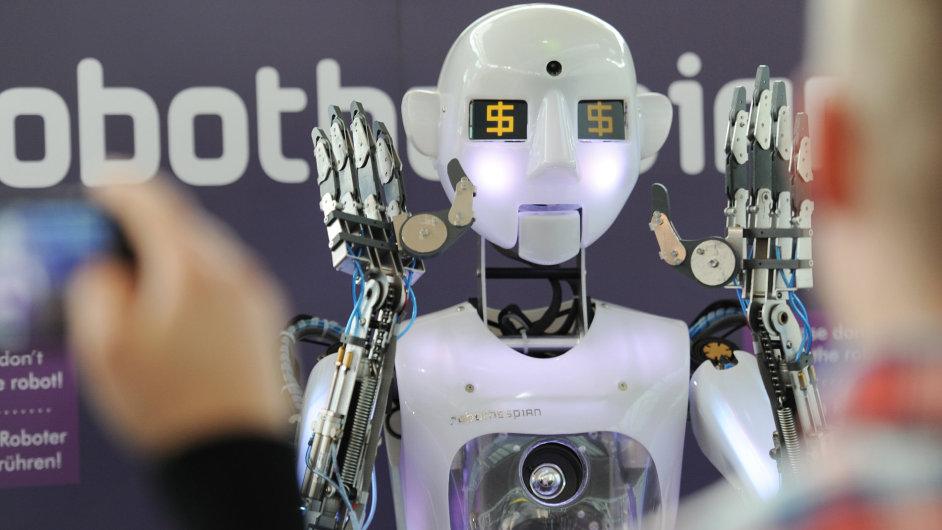 Hannoverský veletrh informačních technologií CeBIT 2012