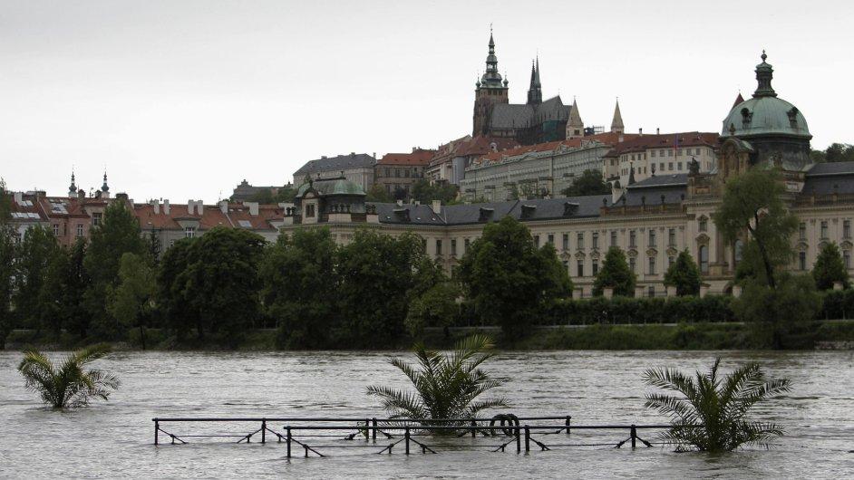 Záplavy v Česku