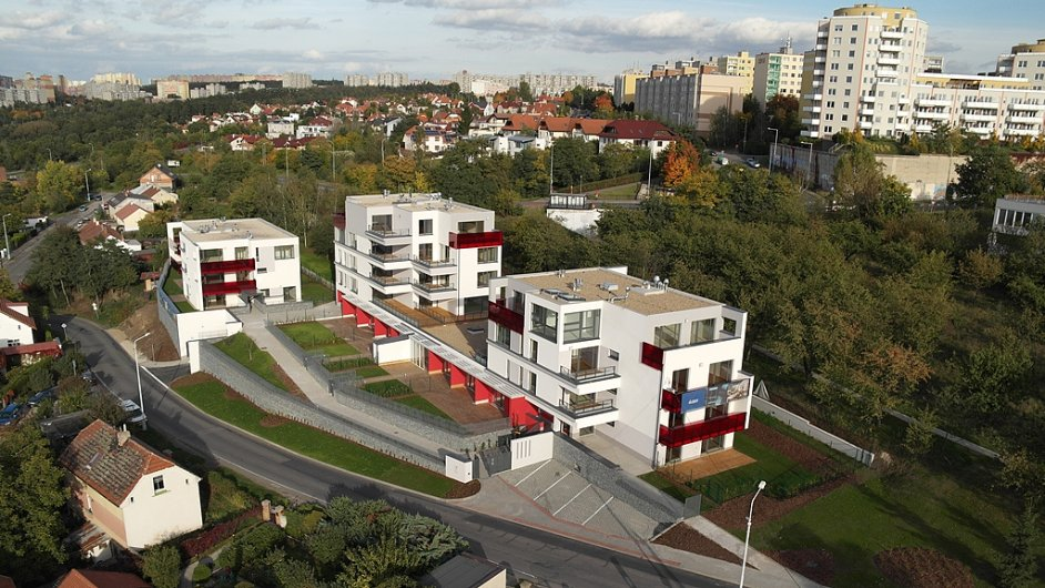 Rezidence 3D v Praze-Modřanech