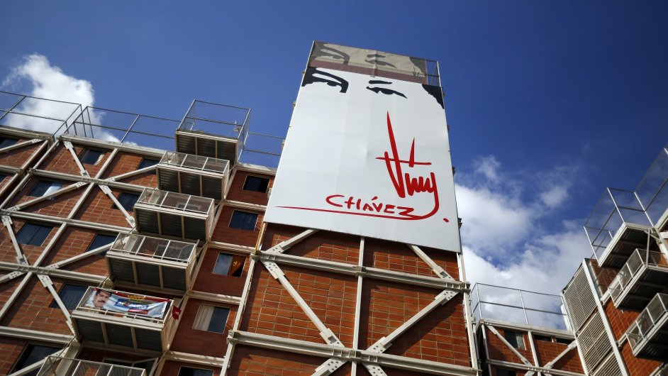 První socialistické město Ciudad Caribia, Venezuela
