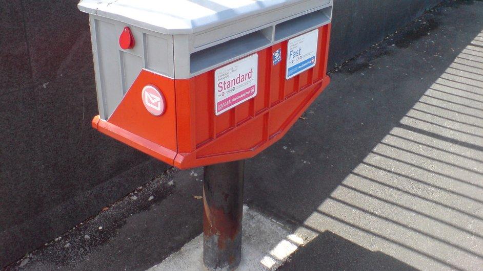 Novozélandská pošta bude od roku 2015 doručovat ve městech jen 3x týdně