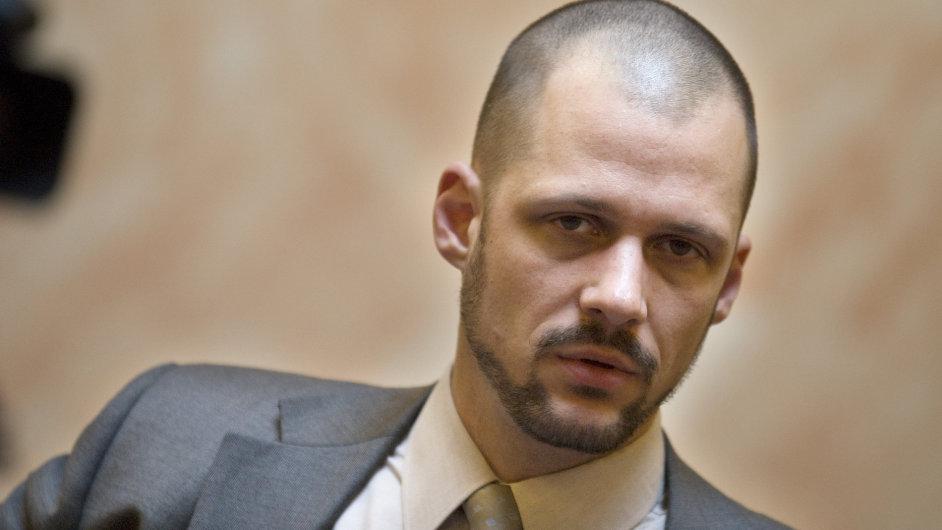 Advokát Pavel Uhl zastupuje Stranu zelených.