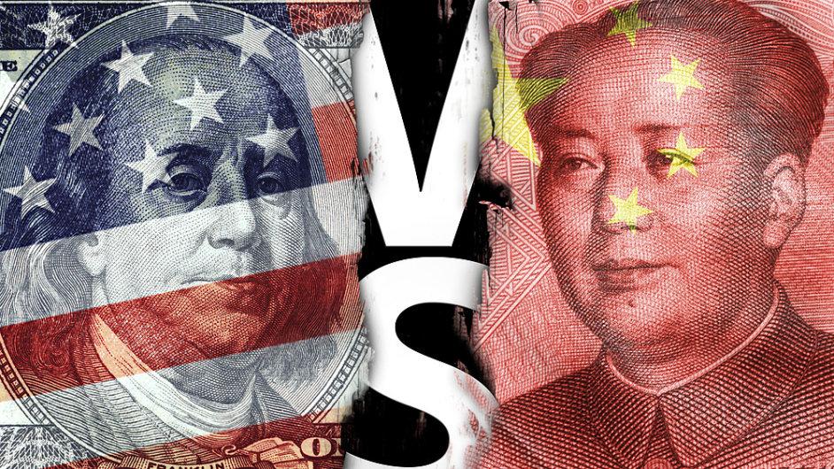 Souboj dolaru a jüanu