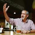 Gener�ln� �editel Plze�sk�ho Prazdroje Paolo Lanzarotti ��k�, �e �e�i cht�j� st�le v�ce nov� piva.