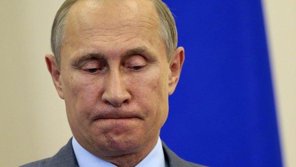 Co prezident Putin v Novo Ogarevu uslyšel, mu radost v žádném případě neudělalo.