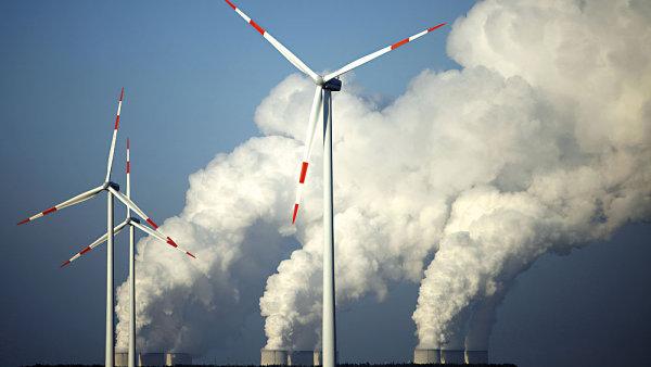 V případě elektráren hrál mimo jiné roli větší podíl obnovitelných zdrojů, zejména vodních a větrných elektráren.