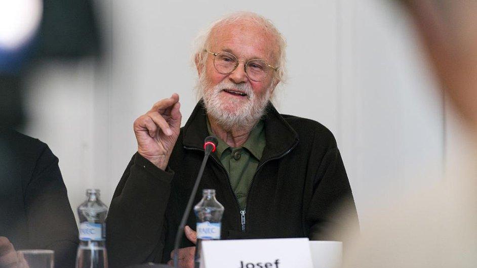 Josef Koudelka bude večer hovořit v Centru současného umění DOX.