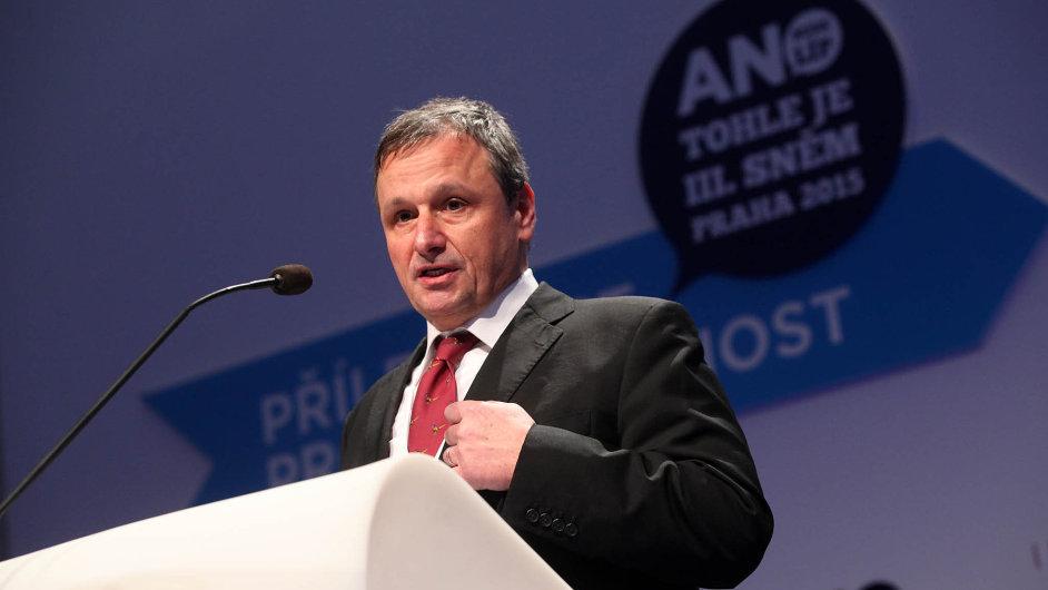 Martin Komárek, poslanec ANO