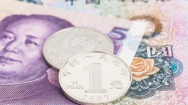Inflace v Číně vzrostla o 2,3 procenta, nejvíce ji ovlivnilo sedmiprocentní zdražení potravin - Ilustrační foto.