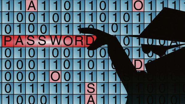"""Heslo """"123456789"""" je sice celkem dlouhé, ale opravdu není bezpečné."""