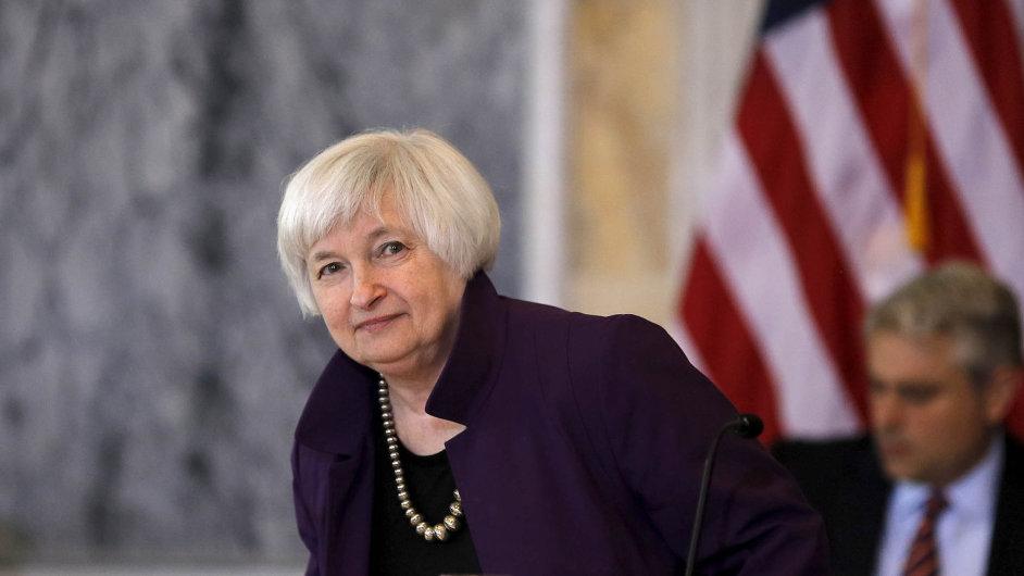 Klíčová otázka pro trhy: Kdy Fed v čele s Yanet Yellenovou rozhodne o zvyšování úroků?