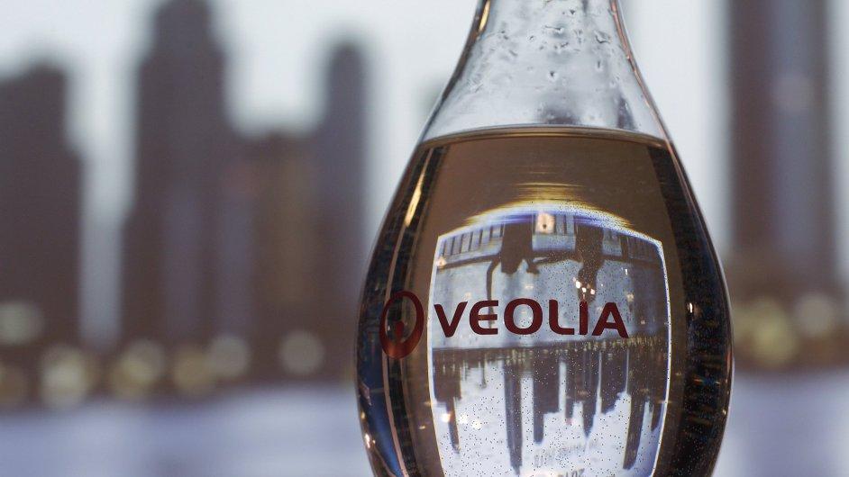 Voda od společnosti Veolia - Ilustrační foto.