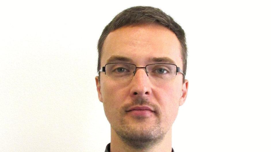 Pavol Pihorňa, manažer pro komerční sféru společnosti ACREA CR