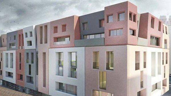 Dům navrhl architekt Zdeněk Fránek, projekt se několikrát měnil - Ilustrační foto.