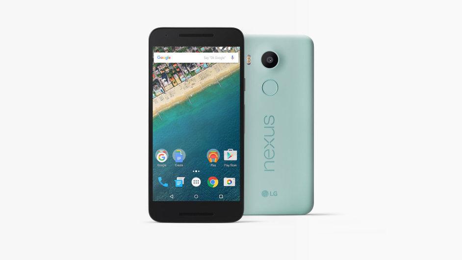 Nexus 5X od LG