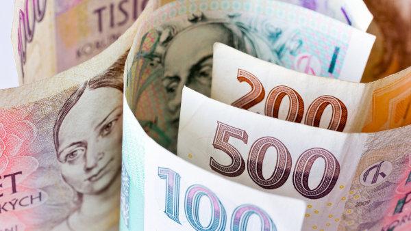 Češi dluží bankám už přes 1,3 bilionu korun - Ilustrační foto.