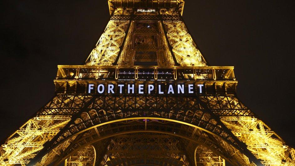 Země OSN schválily dohodu z Paříže o globálním oteplování - ilustrační foto.