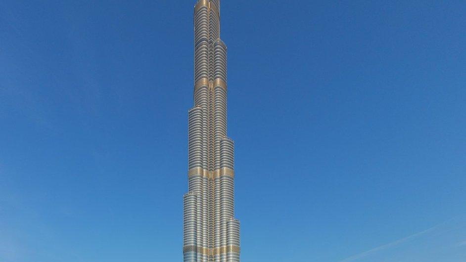 Budrž Chalífa se doposud pyšní titulem nejvyšší budovy světa.