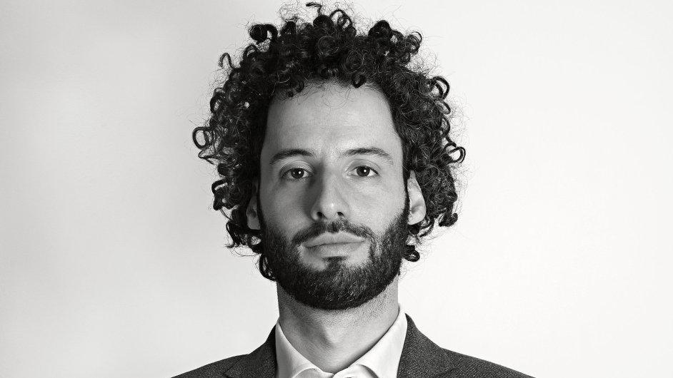 Jaime Mandelbaum, kreativní ředitel pro Evropu v agentuře Y&R
