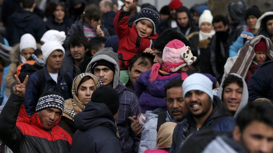 Uprchlíci v Srbsku
