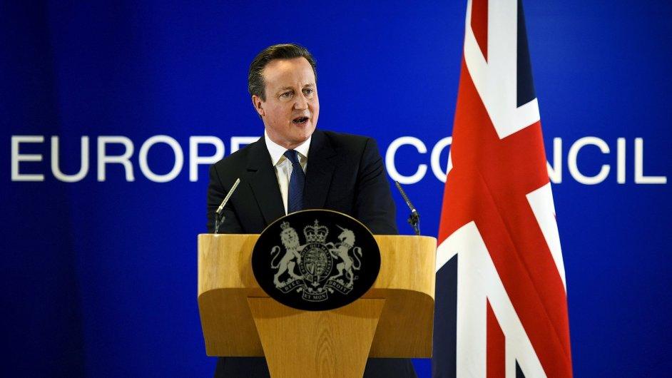 Referendum o setrvání země v Evropské unii je jedním z nejcitovanějších témat letošního roku - Ilustrační foto.