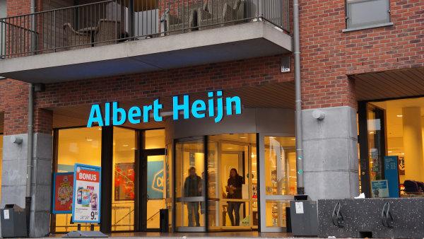 Albert Heijn, Ahold