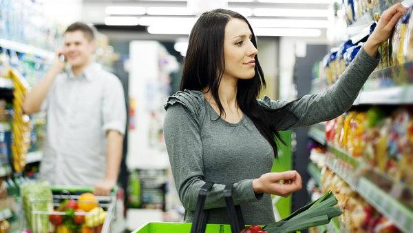 Maloobchodní tržby v lednu zpomalily.
